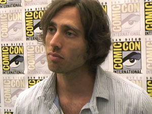 Brad Falchuk at Comic-Con