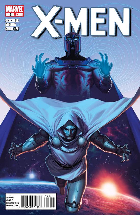 X-Men Cover 16