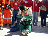 Esteban Rojas, one of the 2010 rescued Chilean miners