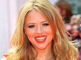 Kimberley Walsh, one fifth of 'Girls Aloud', attends the UK premiere of 'Horrid Henry' held in London