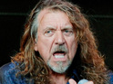 The former Led Zeppelin frontman plays an intimate charity gig in Monmouthshire, Wales.