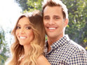 TV presenter Giuliana Rancic and husband Bill are expecting their first child via a gestational carrier.