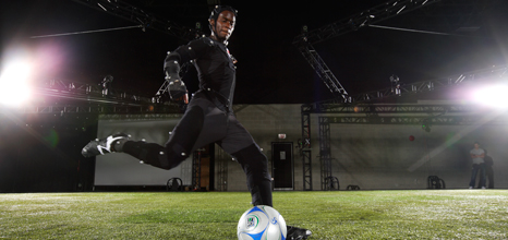 Feature: FIFA Making Of