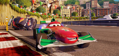 Cars 2: The Video Game review