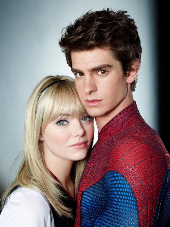 'The Amazing Spider-Man' In Pictures