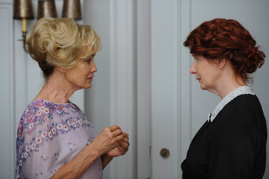 Constance and Moira