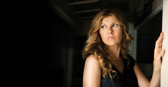 Connie Britton as Vivien Harmon