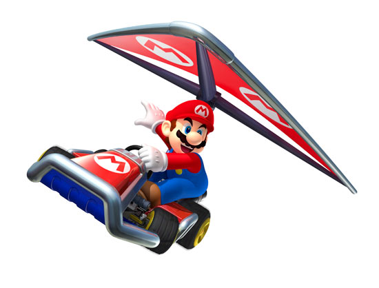 Mario Kart 7 gallery