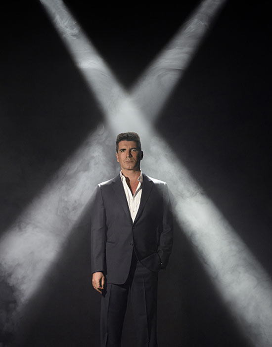 Simon Cowell takes The X Factor to the US
