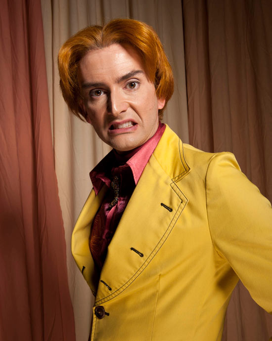 David Tennant in 'This is Jinsy'