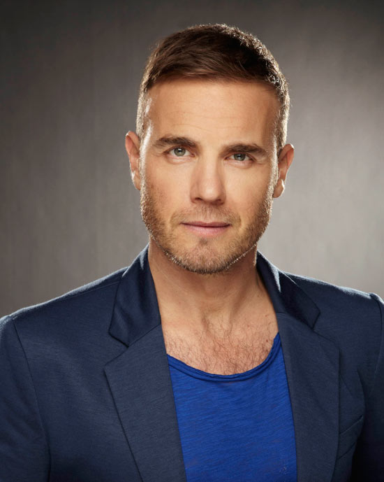 The X Factor 2011 Judge: Gary Barlow