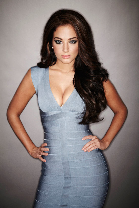 The X Factor 2011 Judge: Tulisa Contostavlos