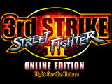 Street Fighter III Third Strike Online Edition Logo