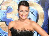 "Lea Michele World Premiere of ""Glee The 3D Concert Movie"", LA."