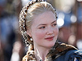 Holliday Grainger as Lucrezia in 'The Borgias'
