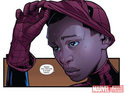 New Ultimate Spider-Man Miles Morales is not gay, publishers Marvel confirm following speculation in the mainstream press.