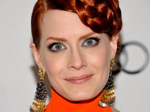 Ana Matronic - The Scissor Sisters star turns 37 on Sunday.