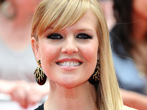 Ashley Jensen - The Extras and Ugly Betty actress turns 42 on Thursday.