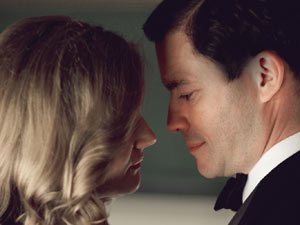 The Hour Week 31:  Bel Rowley (ROMOLA GARAI), Hector Madden (DOMINIC WEST)