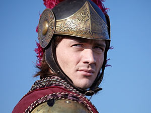 David Oakes as Juan in 'The Borgias'