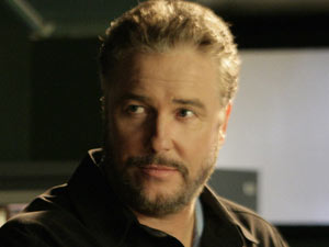 William Petersen in 'CSI - Crime Scene Investigation'