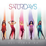 The Saturdays: &#39;All Fired Up&#39;