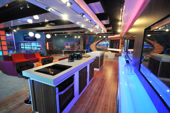 The 2011 Big Brother House