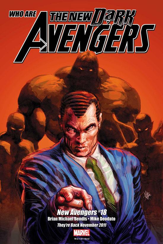 The New Dark Avengers teaser