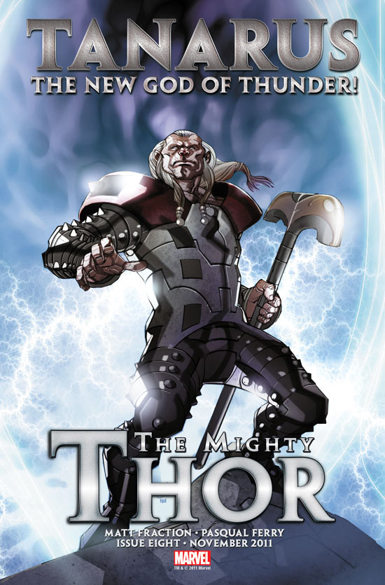 Tanarus: The new God Of Thunder