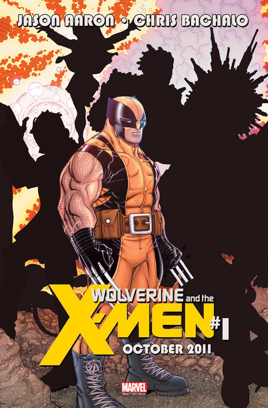 Wolverine and the X-Men teaser