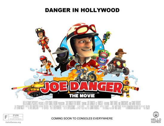 Joe Danger: The Movie