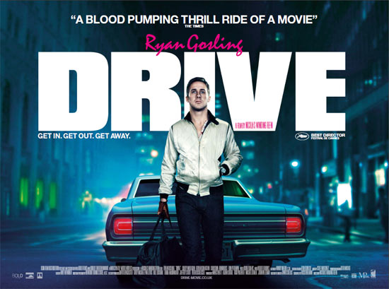 &#39;Drive&#39; quad poster