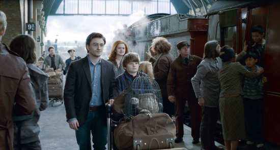 Harry Potter and Albus Severus Potter