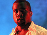 Kanye West performs at The Big Chill festival