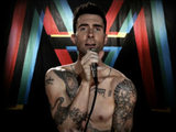 Maroon 5 video 'Moves Like Jagger'