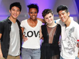 So You Think You Can Dance Top 4: Marko Germar, Sasha Mallory, Melanie Moore and Tadd Gadduang