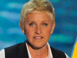 Ellen DeGeneres at the Teen Choice Awards 2011