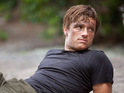 "Josh Hutcherson says of camouflage scene: ""It's impossible not to laugh."""