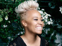"We talk to ""Simon Cowell's favorite songwriter"" and soon-to-be solo star Emeli Sandé."