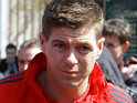 An app shows that the average man looks like Steven Gerrard.