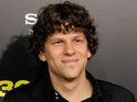 Jesse Eisenberg admits that he didn't like all of the media attention that came with getting an Oscar nod.