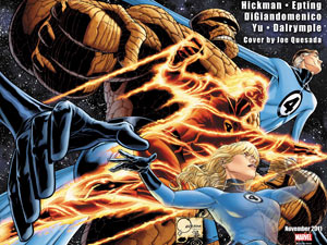 Fantastic Four teaser 3