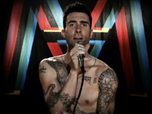 Maroon 5 video &#39;Moves Like Jagger&#39;
