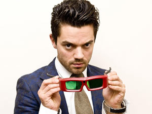 Dominic Cooper at the Empire Presents Big Screen event held at the O2 Arena, London.