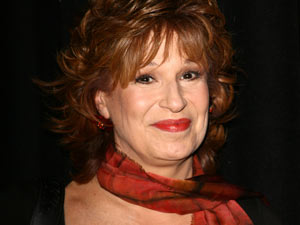 Joy Behar, co-host of 'The View'
