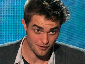 Robert Pattinson at the Teen Choice Awards 2011