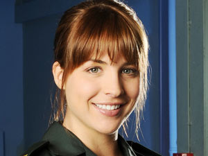 Gemma Atkinson in Casualty