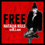 Artwork for Natalia Kills Single Free, featuring will.i.am