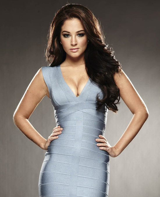 Previous Next Tulisa will be looking for a winner Copyright: ITV ...