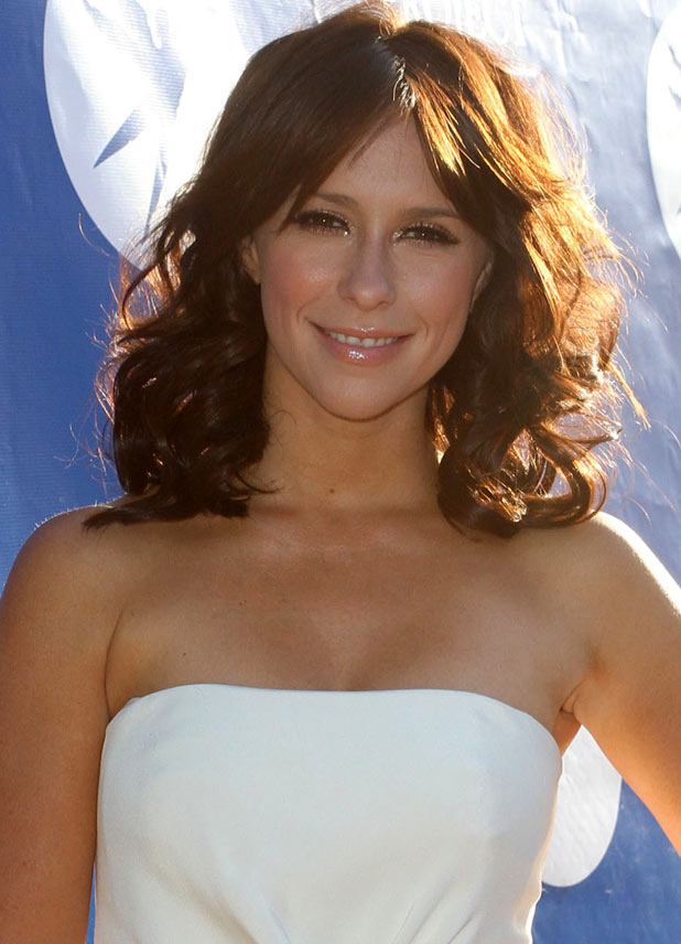 Jennifer Love Hewitt at The 2011 Angel Awards Held at Project Angel Food Hollywood, California.